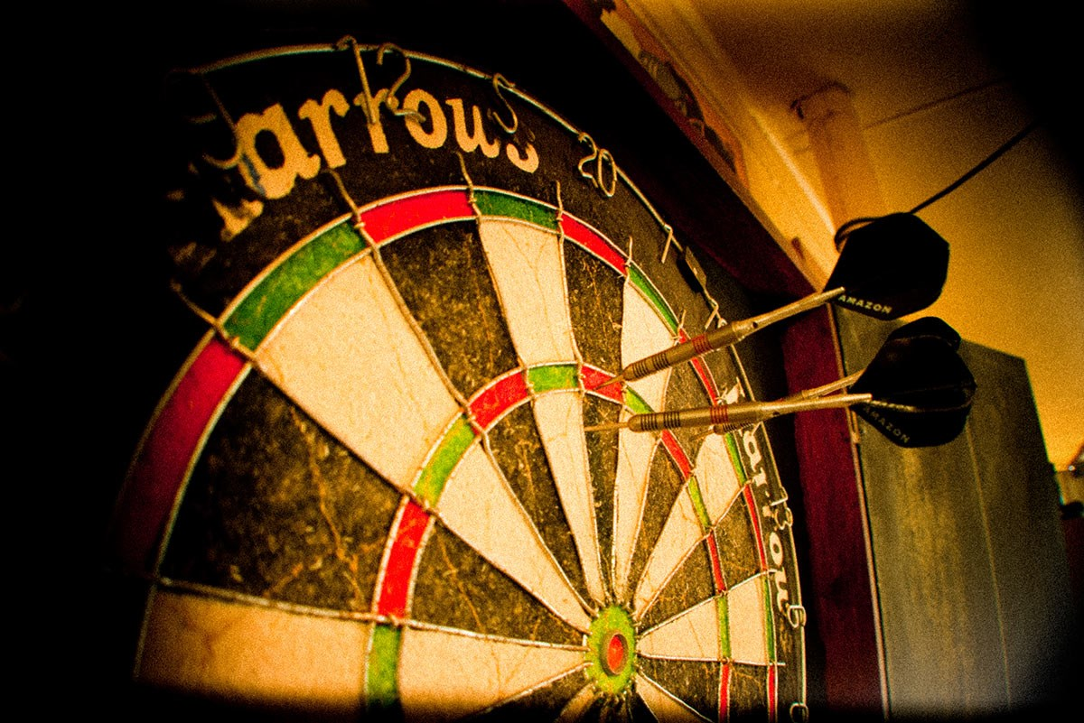 We can't wait for Cockney Mayhem Darts night @ The Stoop