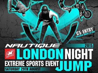 London Night Jump