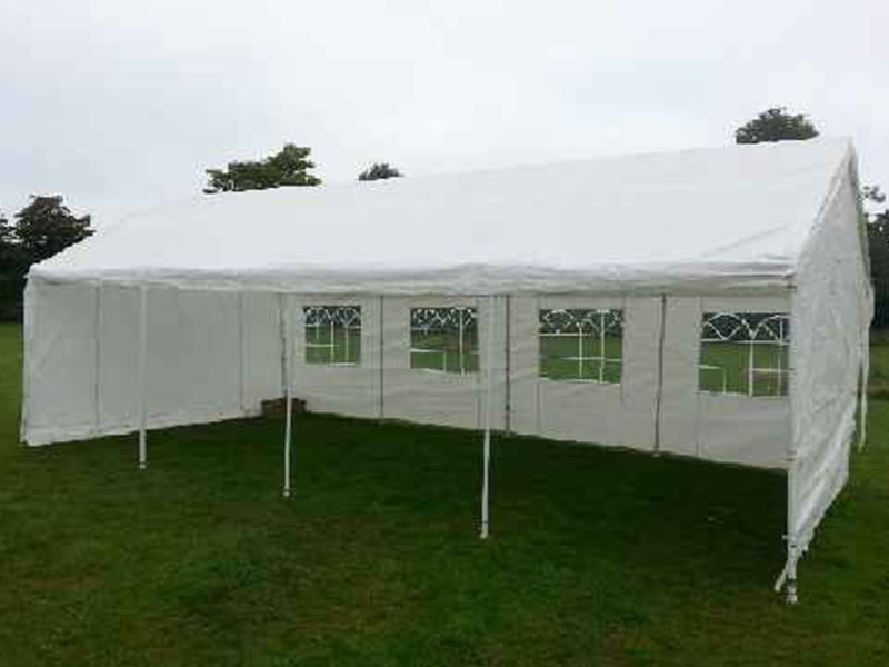 Party Tent 8m x 4m - Marquees & Party Tents