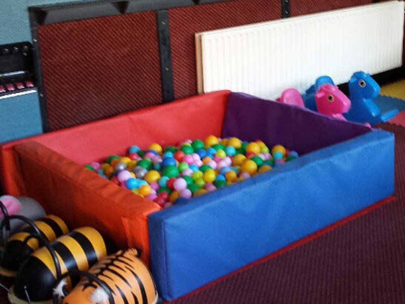 Ball pit - Soft Play