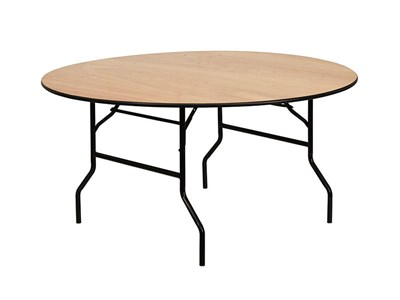 6ft round tables