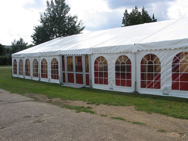 Marquee 12 Metre (40 Feet) Width - Marquees & Party Tents