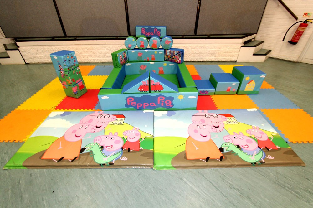 Peppa Pig Soft Play Set
