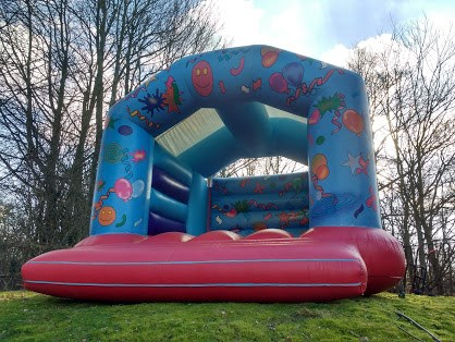 Adult Bouncy Castle Party