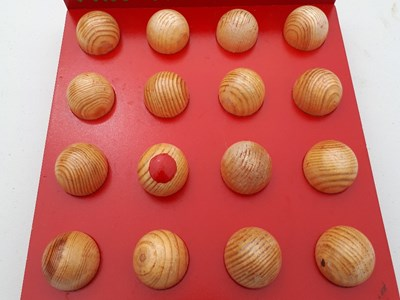 Red Egg Table Top Game