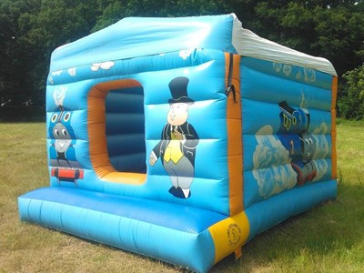 Thomas The Tank Engine Bouncy Castle