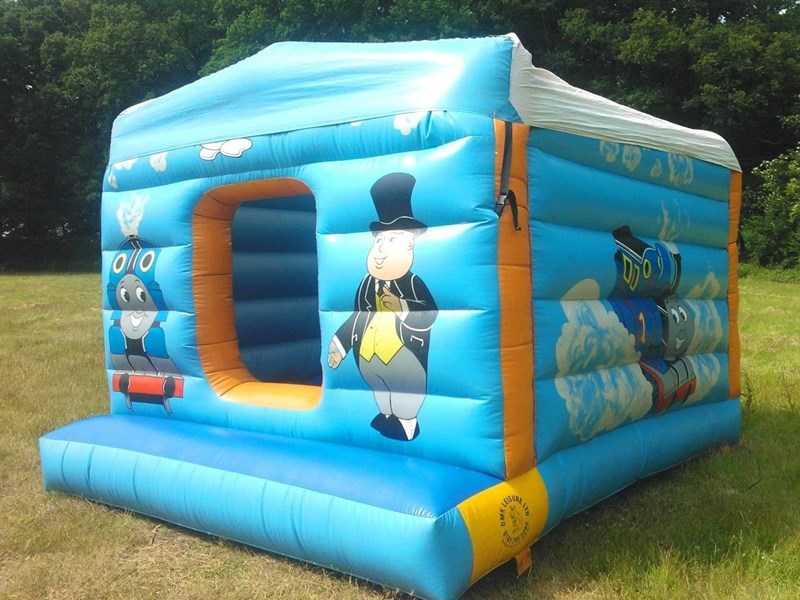 Thomas The Tank Engine Bouncy Castle - Bouncy Castles