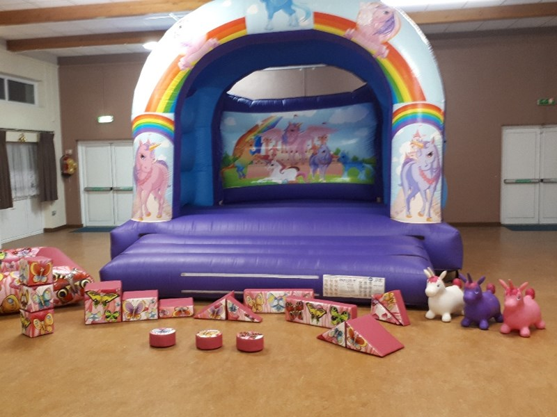 Unicorn Party Package - Party Packages