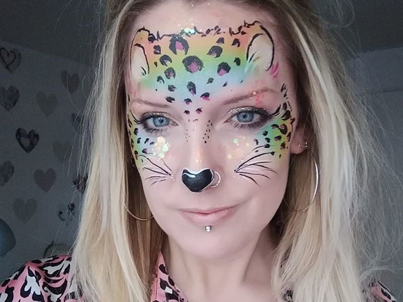 Face Painting - Equipment Hire