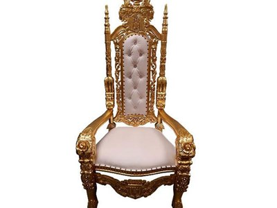 Gold Rose Throne