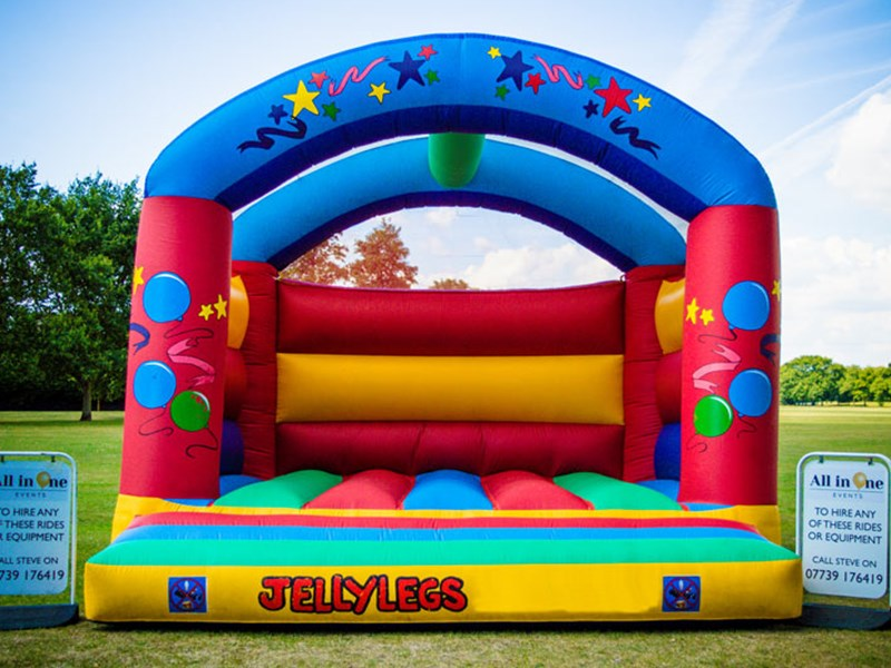 Adult Jelly Legs - Bouncy Castles