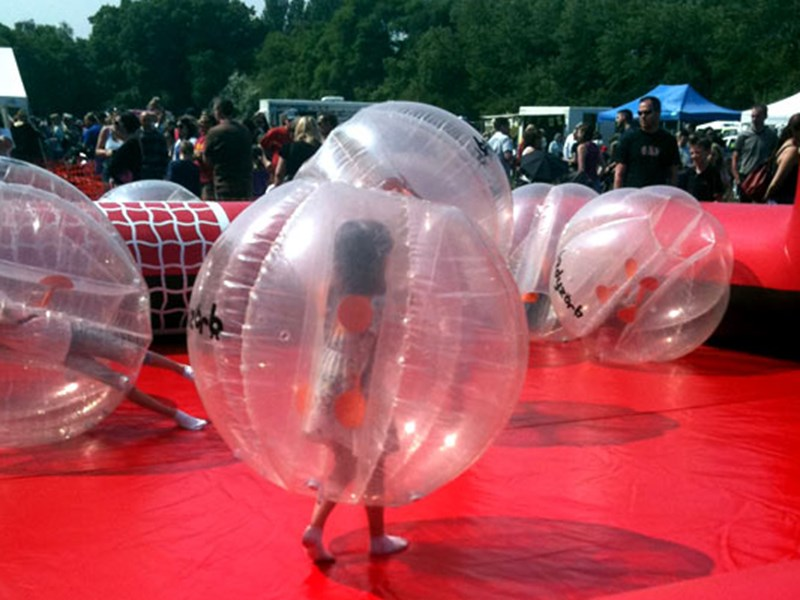 Body Zorbs - Inflatables (Slides & Games)