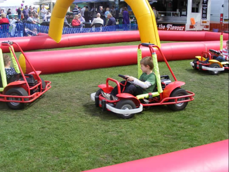Go-Karts - Rides, Games & Attractions