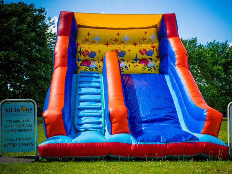 Large Slide - Inflatables (Slides & Games)