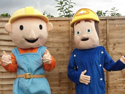 Bob The Builder & Fireman Sam