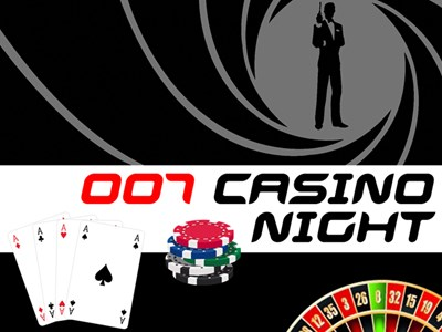 007 Casino Night